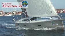 Adventure 55 - Årets Segelbåt 2016