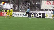 Jonas Olsson gjorde matchdebut för året
