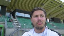 Isak om 6-0-segern mot Lidköping