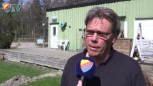 Pelle inför mötet med Gif Sundsvall