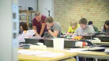 För Lenart Bölin gav tillväxtprogrammet en extern benchmarking