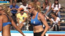 Johannah Rohkämper/Sofia Wahlén - Lisa Sundberg/Fanny Lindström