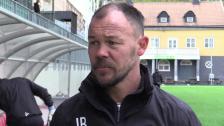 Björklund vill ta med viljan och inställningen från derbyt till Örebro