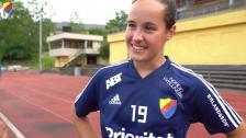 Cassandra Larsson: Grym träningsmiljö i Djurgården