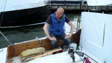 Racets minsta och knäppaste båt
