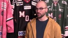 Intervju med Björn Edlund inför semifinalen mot Linköping