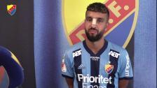Omar Eddahri klar för Djurgården