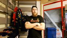 Intervju med kapten Thörnqvist 170214