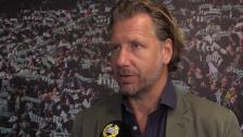 Jansson om dubbelvärvningen, Curci och Kjartansson