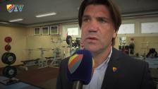 Bosse Andersson om Harunas Garbas kontrakt