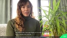LottoNytt - Intervju Angelica Bengtsson