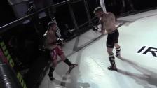 Nabbe Malki Swe vs Robin Roos Swe -77,1kg