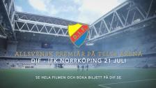 Från Stadion till Tele2 Arena (Tv-version 20sek)