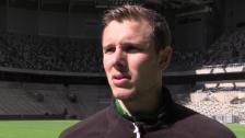 Richard tror på underhållande match mot Jönköping