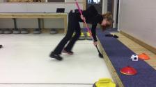 Curlingmärken
