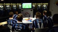 Djurgårdsspelarna testar FIFA16