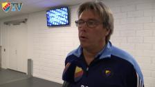 Pelle Olsson efter segern mot Ålesund