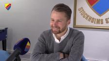 Jacob Une Larsson förlänger till och med 2021