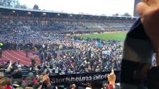 Sjung för gamla Djurgårn på Stockholms Stadion