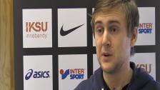 Andreas Harnesk om lagets framgångar