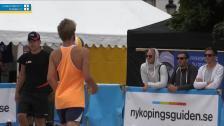 Peter Lundgren/Jakob Wijk Tegenrot - Wilhelm Fors/Patrick Edgren