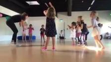 VÅRA DANSER: Danslekis 3-4 år