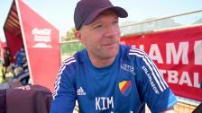 Kim Bergstrand från Sydafrika