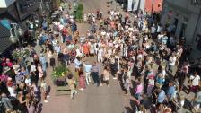 Flashmob Mariehamn