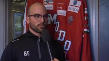 Björn Edlund inför helgens två matcher