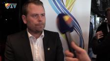 Häckens Mikael Stahre inför matchen
