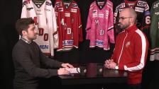 Intervju med Björn Edlund inför kvartsfinalen mot Leksand