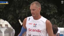 Björn Berg/Alexander Annerstedt - David Åhman/Jonatan Hellvig