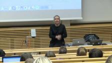 Vinnare av Guldbagge 2018 för Bästa Film föreläsning med Kristina Åberg