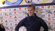 Felix stal matchbollen
